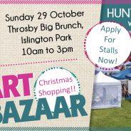 Stallholder information – Art Bazaar Pop Up Throsby Big Brunch and Art Bazaar Lambton Park 2017