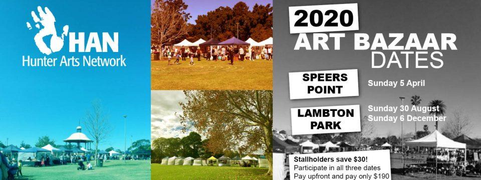 Call for stallholders: Art Bazaar 2020