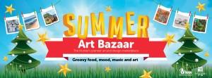 FOR STALLHOLDERS: Summer Art Bazaar 2014 Important Information