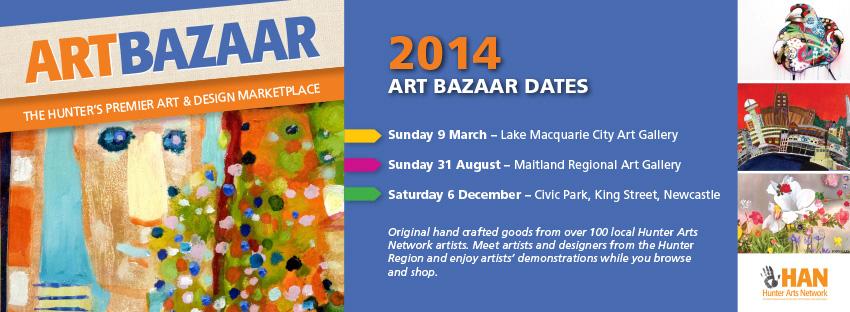 2014 Art Bazaars