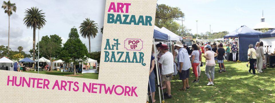 Call for stallholders: Art Bazaar Speers Point 2018