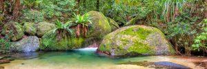 """""""Wurrumbu Creek"""", Mossman Gorge, QLD, Australia"""