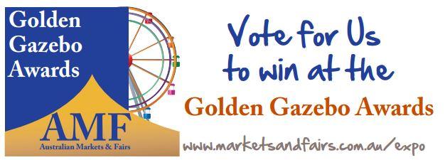 Vote for Art Bazaar in the Markets and Fairs 2015 Golden Gazeba Awards
