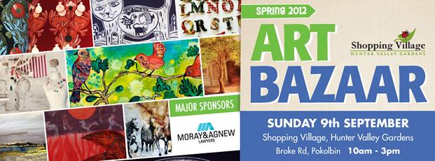Spring Art Bazaar