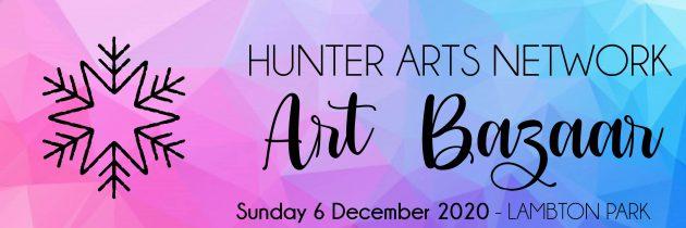 BREAKING NEWS: The First Hunter Arts Network Art Bazaar confirmed for 2020 – Lambton Park – Sunday 6 December