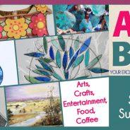 FOOD AND COFFEE VANS – Art Bazaar Lambton Park – Sunday 25 August