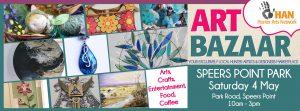 Food and drink vans coming to Art Bazaar Speers Point
