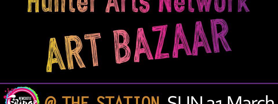 Applications for stallholders for Hunter Arts Network Art Bazaar 2021 are now open!