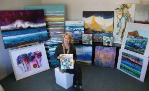 New Hunter Arts Network member Deanne Newland