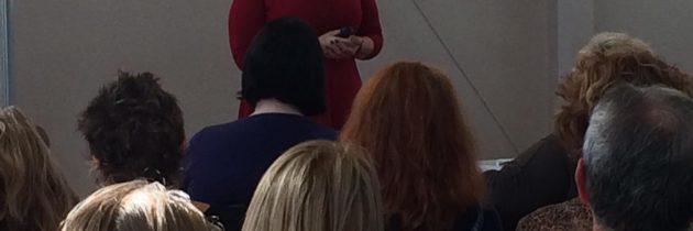 Monica Davidson's workshop a huge success