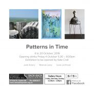 Patterns in Time exhibition at Back to Back Galleries