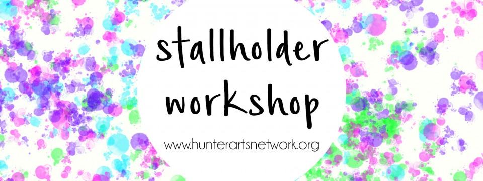 Stallholder Workshop – Visual Merchandising with Julie Grant