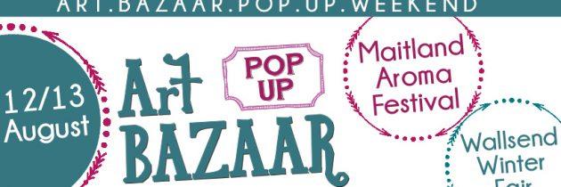Call for Stallholders – Art Bazaar Pop Ups 2017