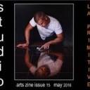 Studio La Primitive Arts Zine issue 15 for MAY 2016