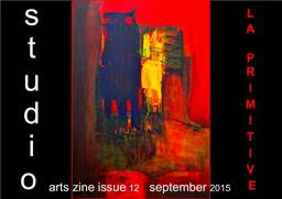 September/October issue of Arts Zine
