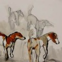 New Exhibition: Windows, Doors and Dogs of Vence at BACK TO BACK GALLERIES