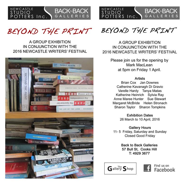 beyond the print