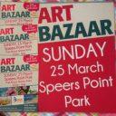 Stallholder Information for Art Bazaar Speers Point Park 2017