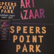 Hunter Arts Network Art Bazaar Speers Point posters, flyers and corflutes now available!