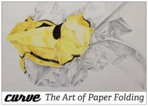 paper folding curve